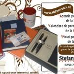 Agende, calendare, pixuri, brichete, scrumiere, cani, seturi lux, personalizate