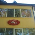 Caseta luminoasa Hotel Alice Olanesti