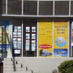 Decor sediu, magazin, productie si amplasare firma, decor geamuri, bannere